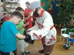 Пушкинский день в лагере дневного пребывания (6)